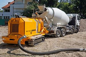 Concrete Pump Hire Somerset